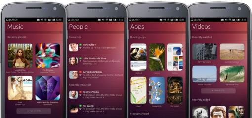 Ubuntu Phone OS 3