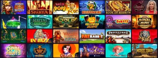 Онлайн казино Делюкс